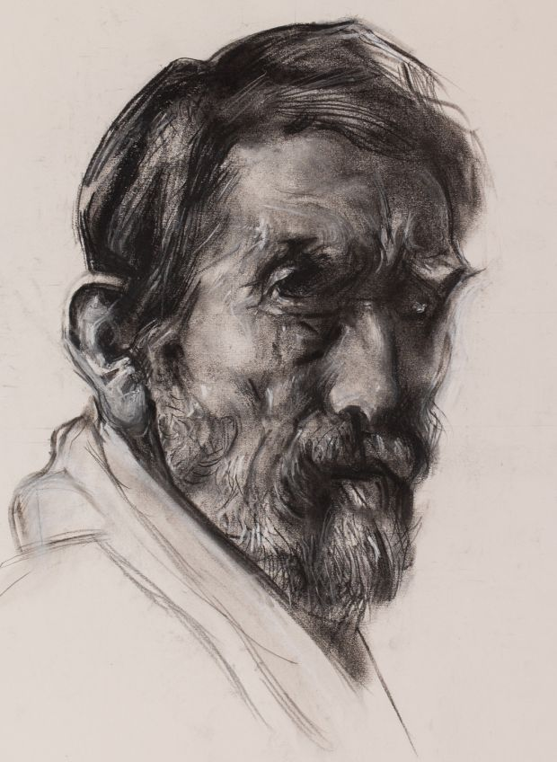 Self Portrait, Sean Keating, €7,500- €8,500