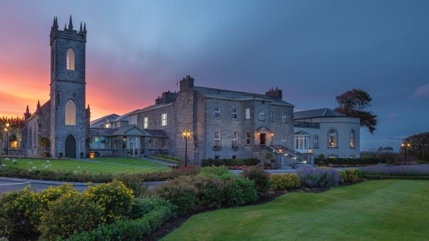 Treat yourself at the five-star Glenlo Abbey hotel in Co Galway. Photograph: Kelvin Gillmor