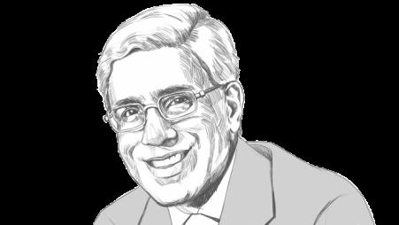 Karan Thapar. Illustration: TBS